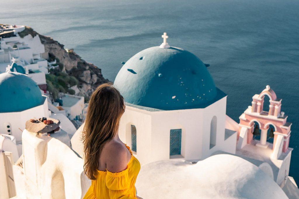 Greece Santorini Oia
