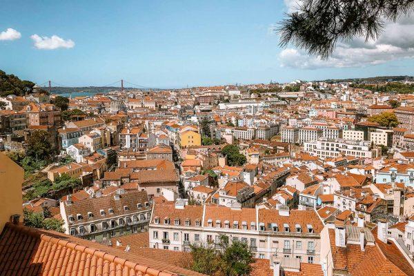 Lisbon viewpoint, Visiting Lisbon, Highlights of Lisbon
