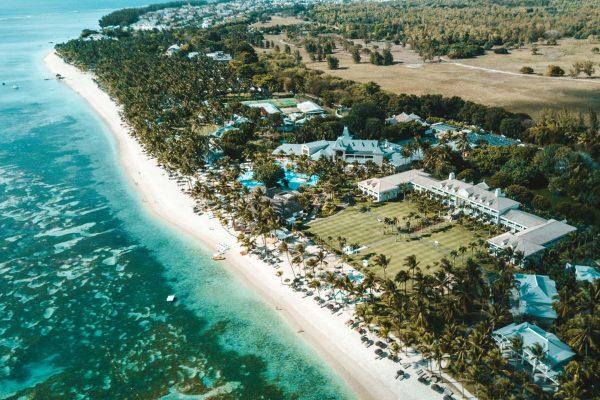 Mauritius, Flic en Flac, Sugar beach