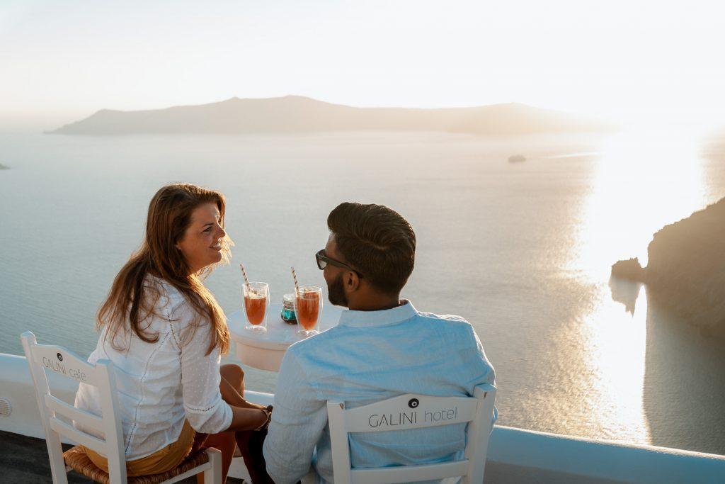 Travelling as a couple, Galini Hotel, Galini hotel Santorini, Santorini Greece, Santorini hotels