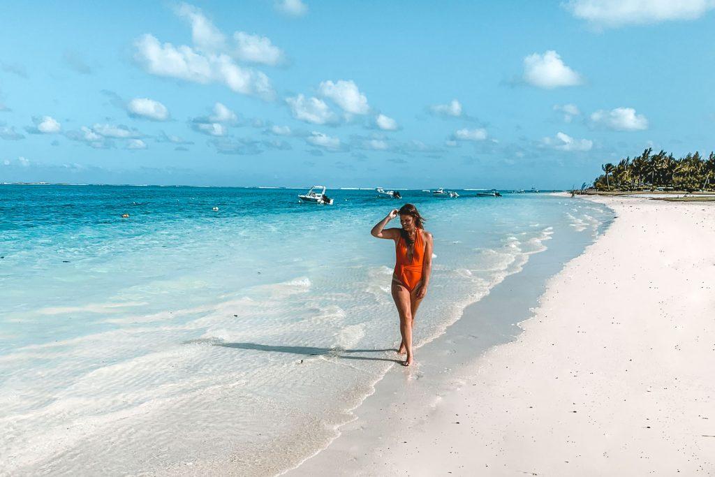 Mauritius, Mauritius beach, Pointe D'Esny, tropical beach