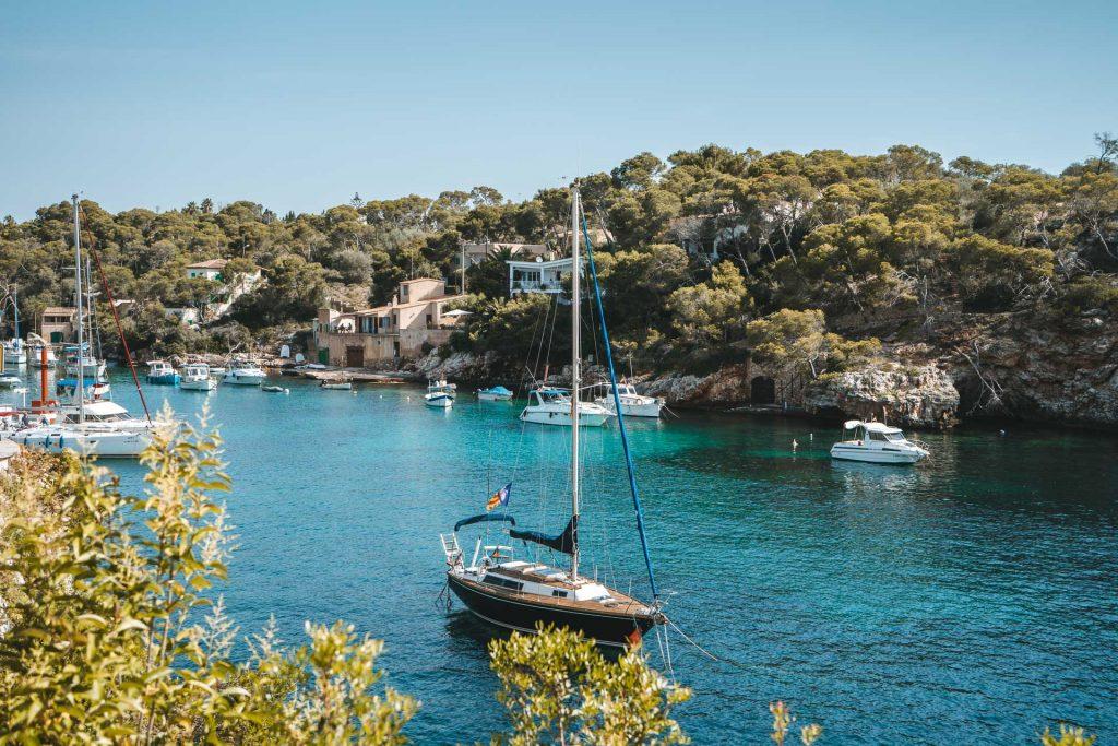 Mallorca, Mallorca Itinerary, cala Figuera