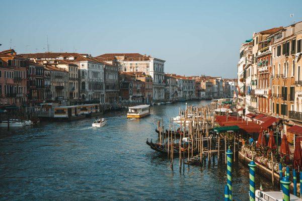 A day in Venice, Venice Grand canal, Grand Canal, Rialto bridge, Venice viewpoint
